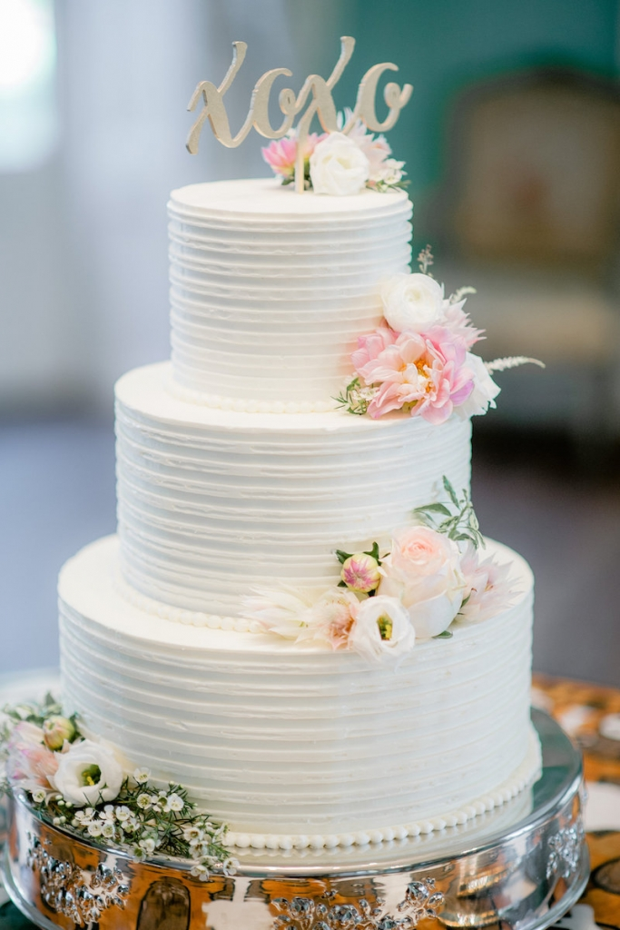 Cake by Jessica Grossman for Patrick Properties Hospitality Group. Photograph by Brandon Lata at the William Aiken House.