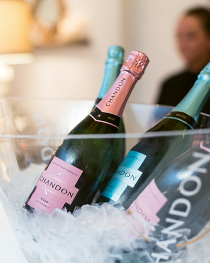 Ooh! What a Pop-Up Party: Chandon for everyone! Photographed at Ooh! Events Design Center by Marni Rothschild Pictures