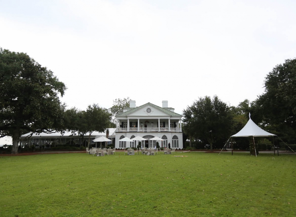 Photograph by Elizabeth Messina at Lowndes Grove Plantation.