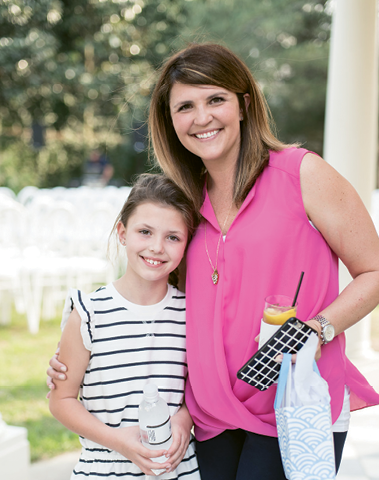Kate McDonald & LulaKate Presentation: Modern Trousseau's Heather Batt and her daughter. Photographed at the William Aiken House by Marni Rothschild Pictures