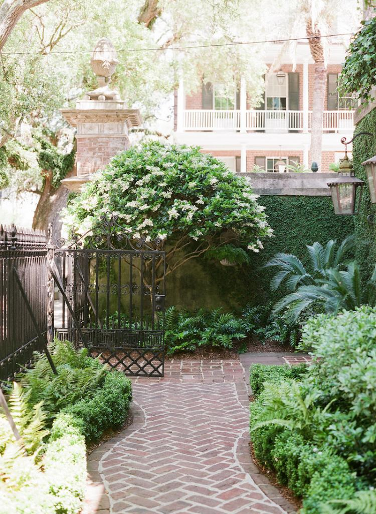 Photograph by Corbin Gurkin at a private home South of Broad.