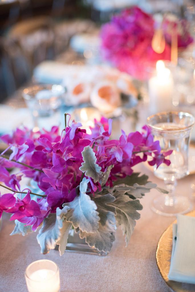 Florals by Engaging Events. Photograph by Marni Rothschild Pictures at the Legare Waring House.