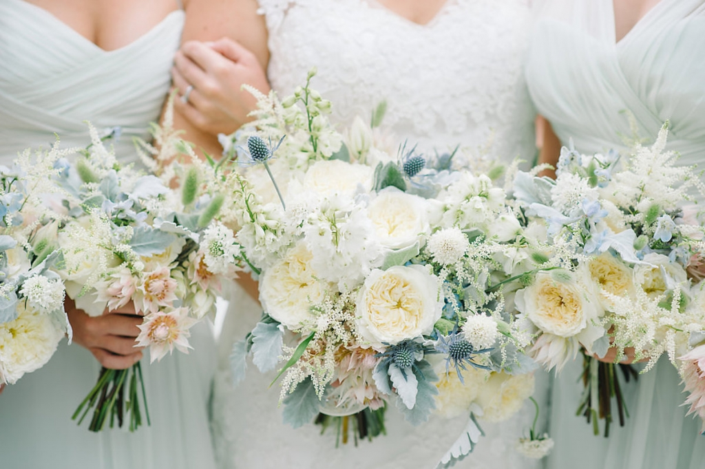 Florals by Branch Design Studio. Image by Aaron and Jillian Photography.