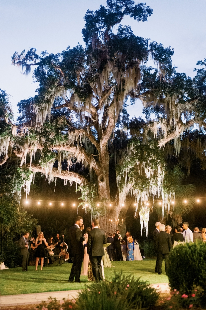 """""""They wanted good food, a great bar, and a big party to celebrate with close friends and family,"""" says Lauren of the intimate affair.  <i>Image Aaron & Jillian Photography</i>"""