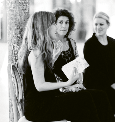Charleston Weddings Editor Melissa Bigner