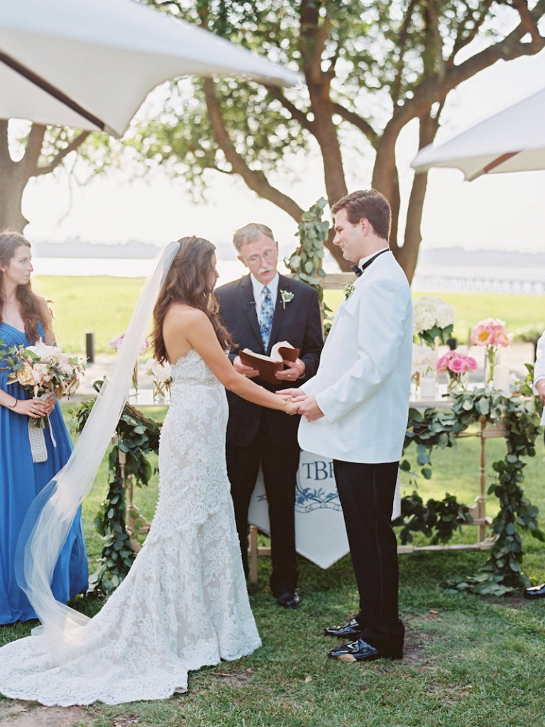 Image by Ryan Ray Photography at Lowndes Grove Plantation.