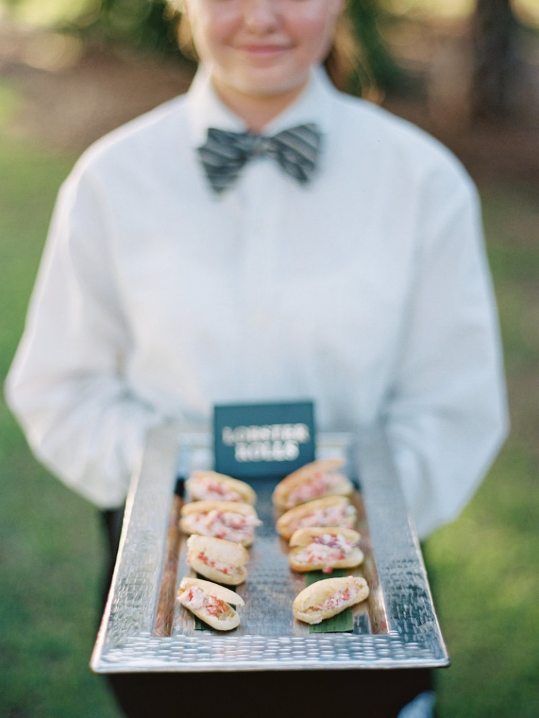 Catering by Patrick Properties Hospitality Group. Image by Ryan Ray Photography.