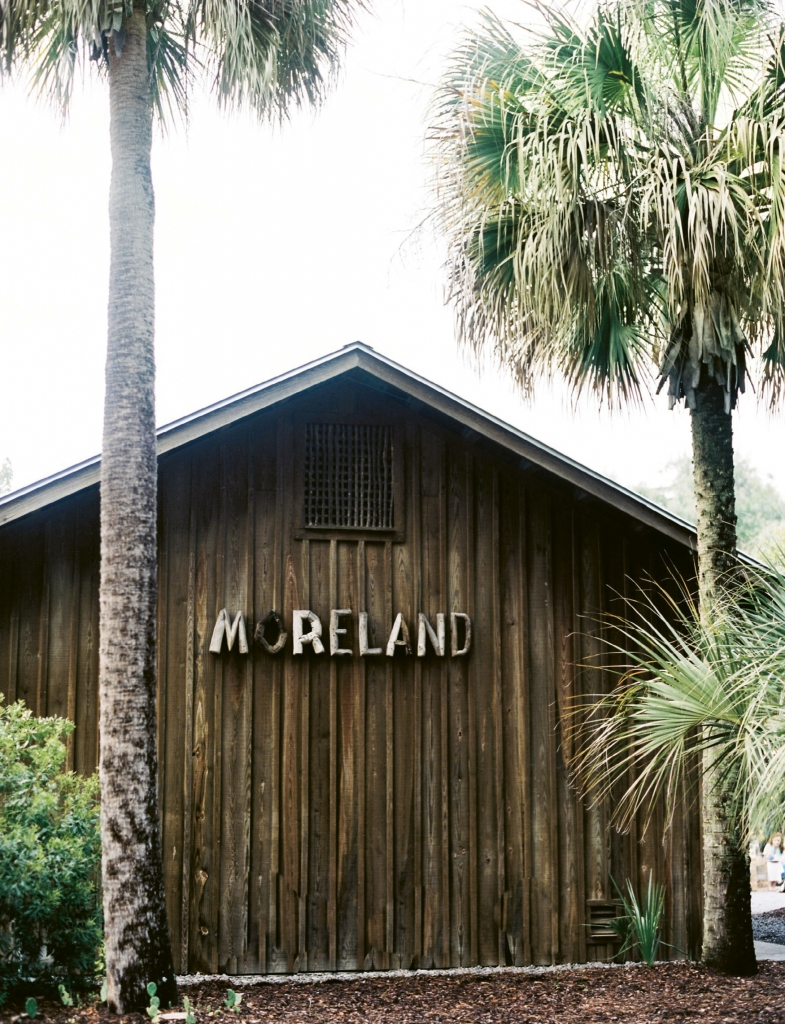 """""""For anyone who hasn't been, you need to put it on your bucket list,"""" says mother of the groom, Michelle Fawcett, of Moreland Landing on the May River at Palmetto Bluff. """"It's beyond special."""""""