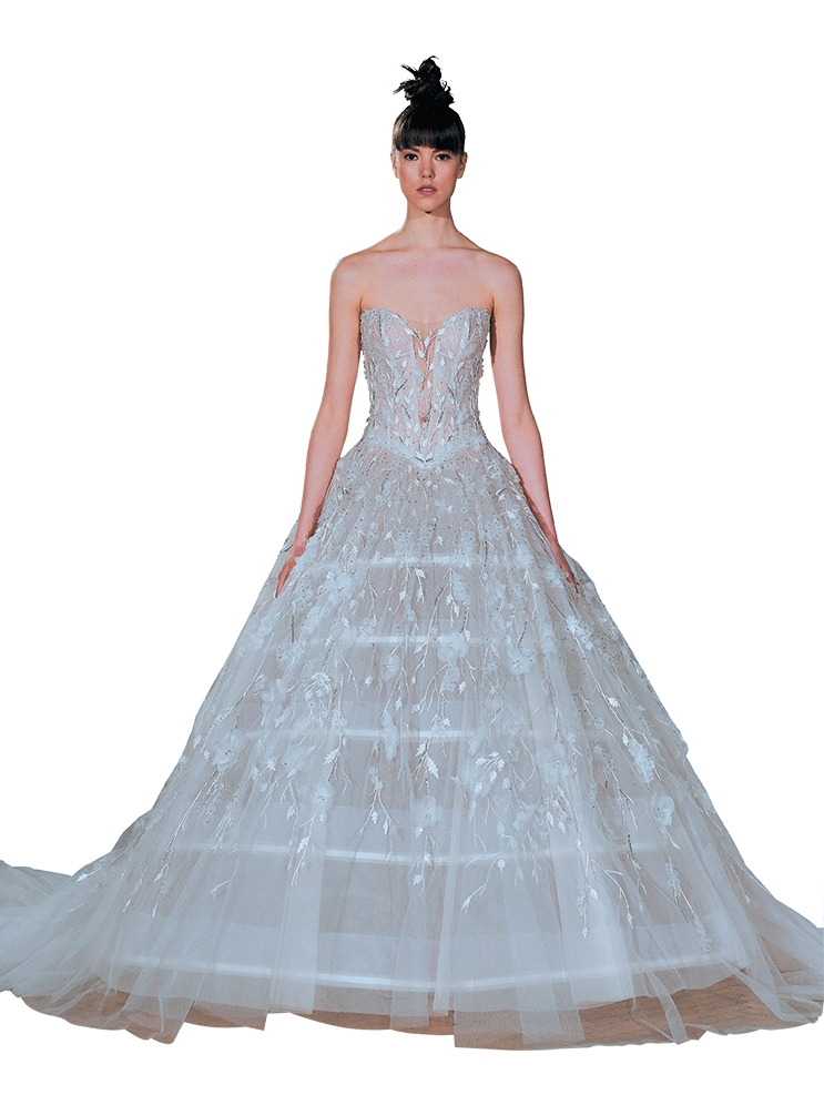 """Princess Power - Gown: """"Sofia"""" by Ines di Santo Boutique: Available locally through Betty Bridal"""