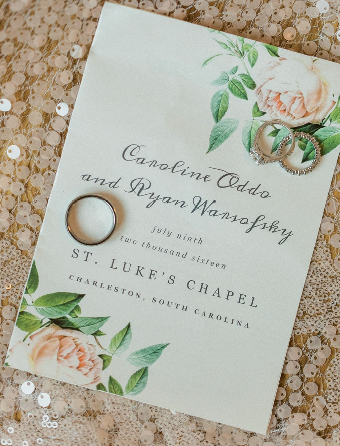 Stationery: Minted.  <i>Image by Catherine Ann Photography</i>