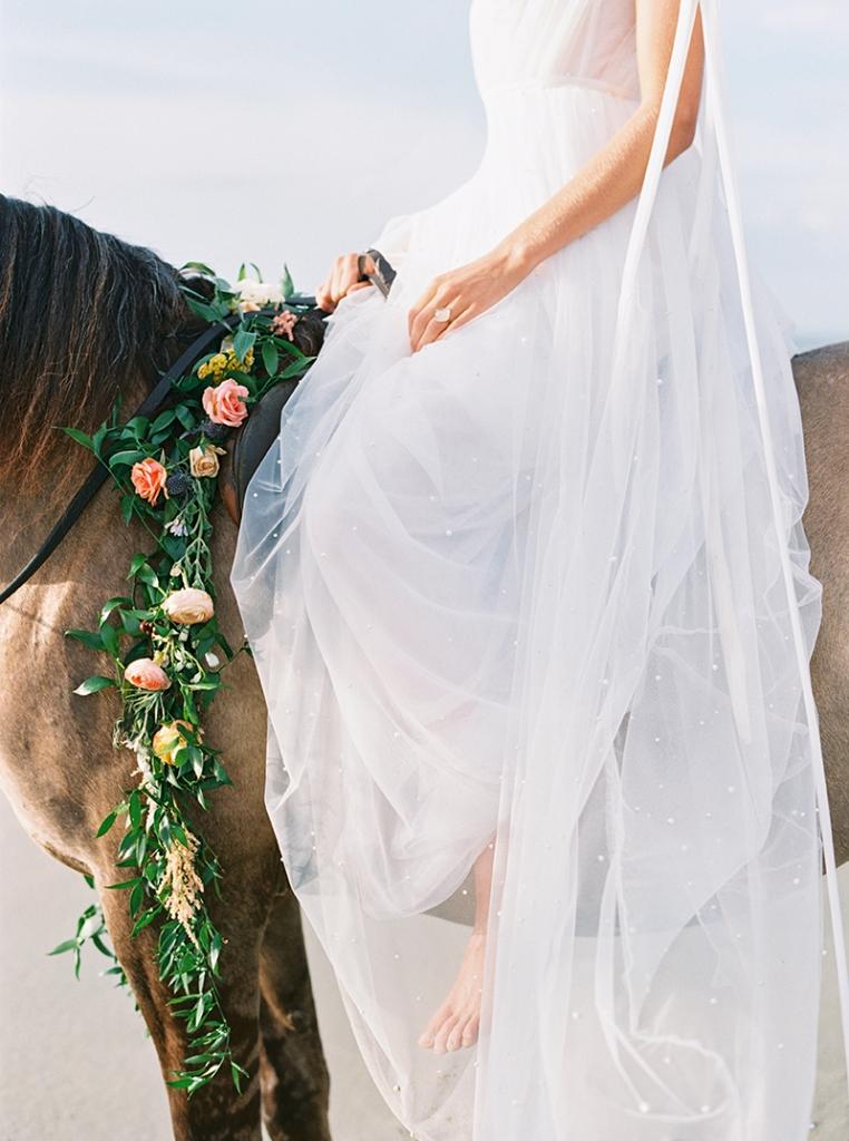 Emily Kotarski Bridal. Photograph by Perry Vaile