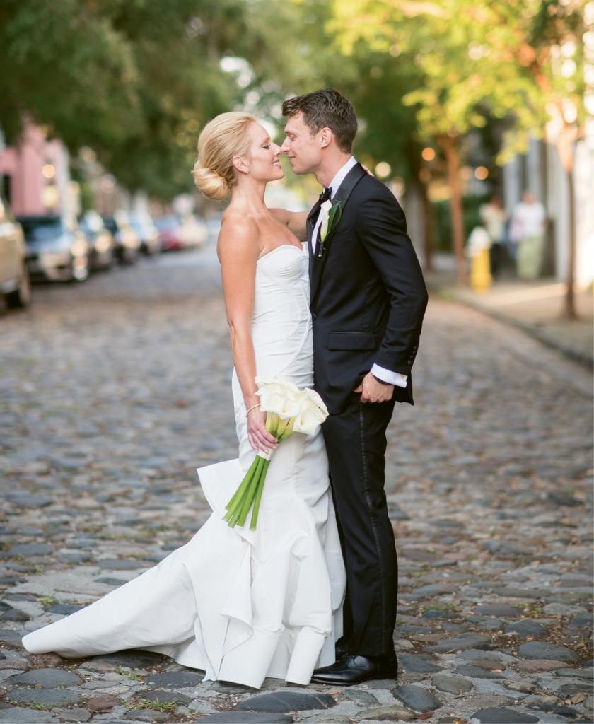 Lisa Joyner & Mark Wiltse.  <i>Image Timwill Photography</i>
